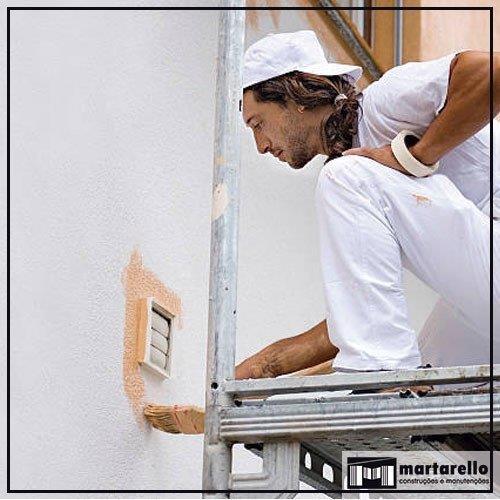 Pintura predial e industrial