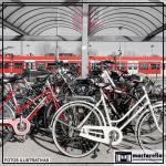 Cobertura estacionamento mercado