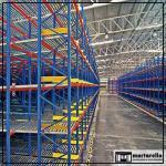 Empresa de montagem de porta pallets