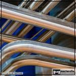Limpeza de tubulação industrial