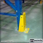 Protetor de coluna porta pallet