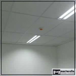 Empresa que coloca drywall
