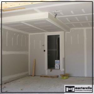 Empresa que instala drywall