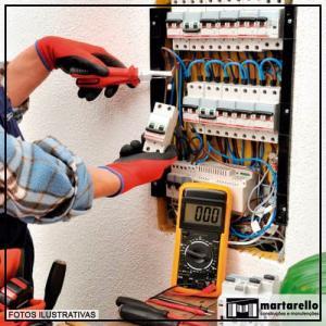 Serviços de elétrica industrial